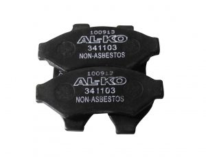 Alko Hydraulic Brake Pads -0
