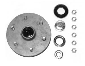 Galvanised Hub Kit-0