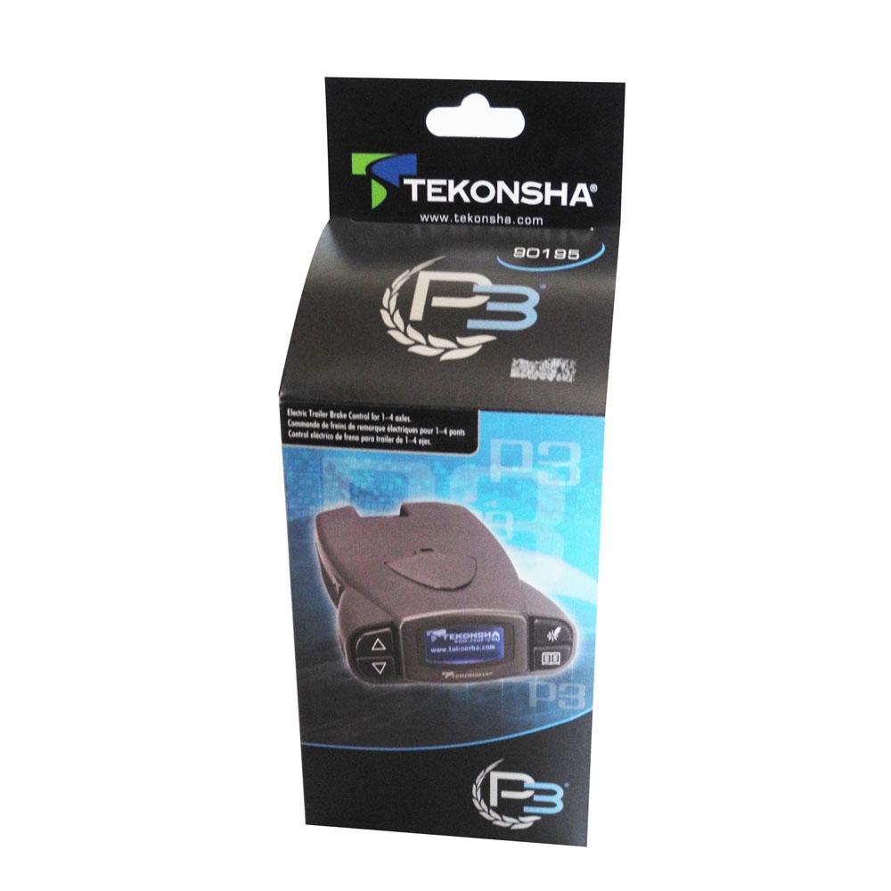 Tekonsha Brake Controller >> Tekonsha P3 Brake Controller