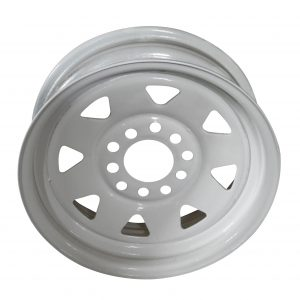 13 inch Galvanised- Powdercoated Sunraiser Wheel-0