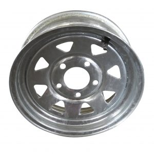 13 inch Galvanised Sunraiser Wheel-0