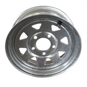 13 inch Galvanised Sunraiser Wheel-0
