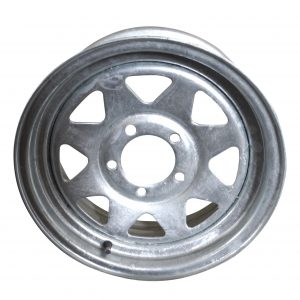 14 inch Galvanised Sunraiser Wheel-0