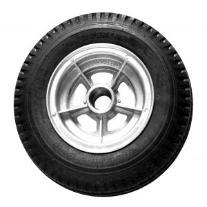 8 inch Trailer Wheel & Tyre-0