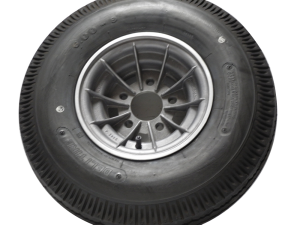 9 inch Velox Trailer Wheel & Tyre-0