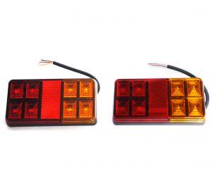 LED Trailer Lights Rectangle-0