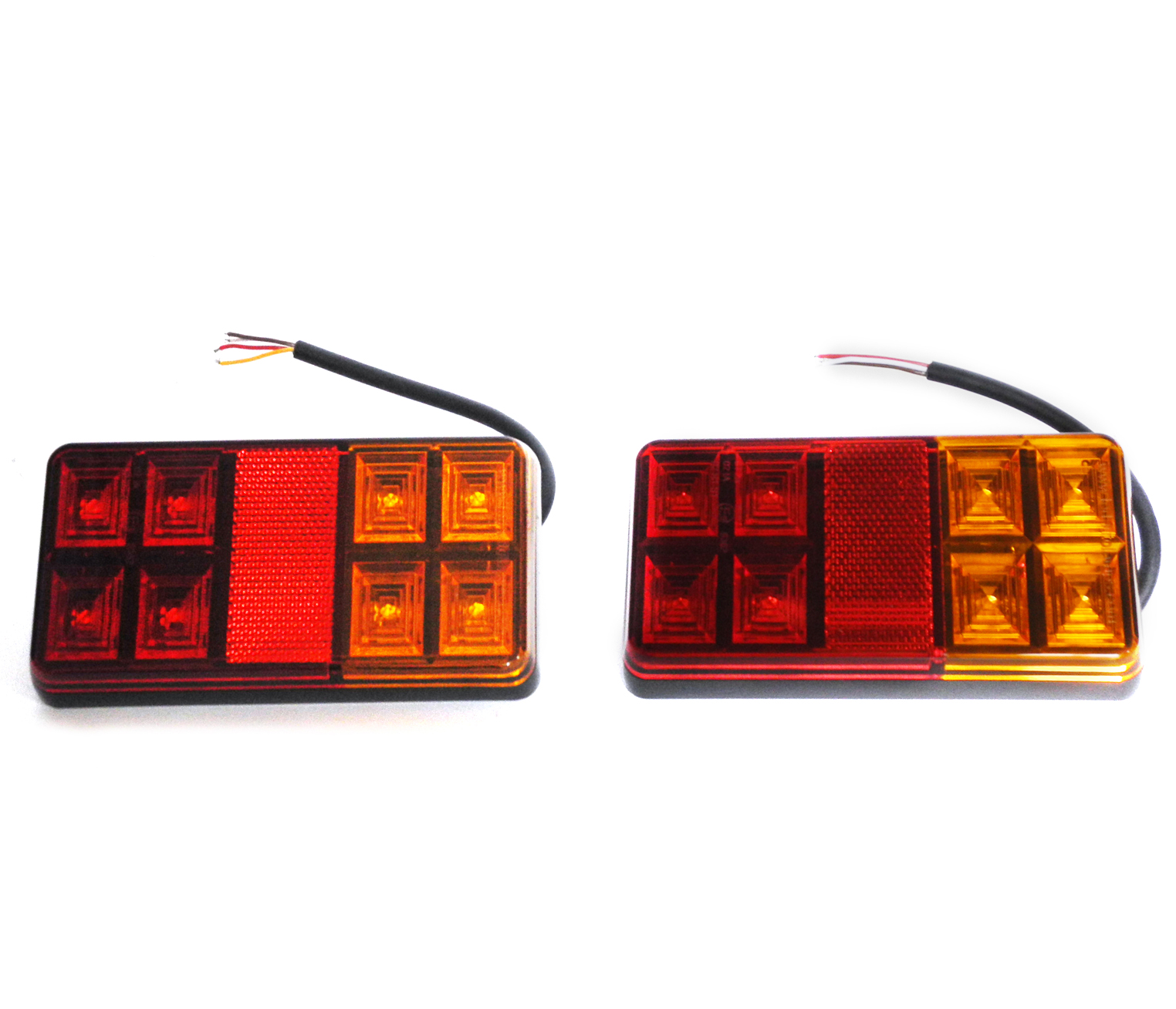 new ringlit led from tail trailer lights optronics light