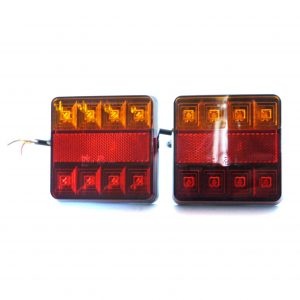 LED Trailer Lights Square (100x100)-0