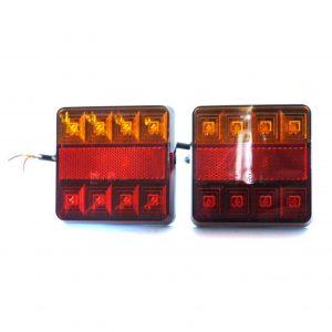 LED Trailer Lights Square (100x100)-0