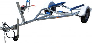 12/13ft A-Frame Boat Trailer-237