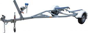 14ft Skid Boat Trailer-210