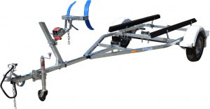 Boat Trailer (Inflatable)-217