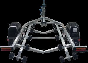 Single Jet Ski Trailer Deluxe (2/3 Seater)-0