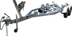 Tandem Axle Boat Trailer-400