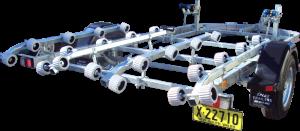 Double Jet Ski Trailer-0