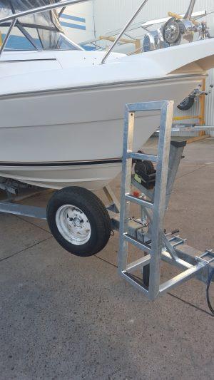 Boat Trailer Ladder-413