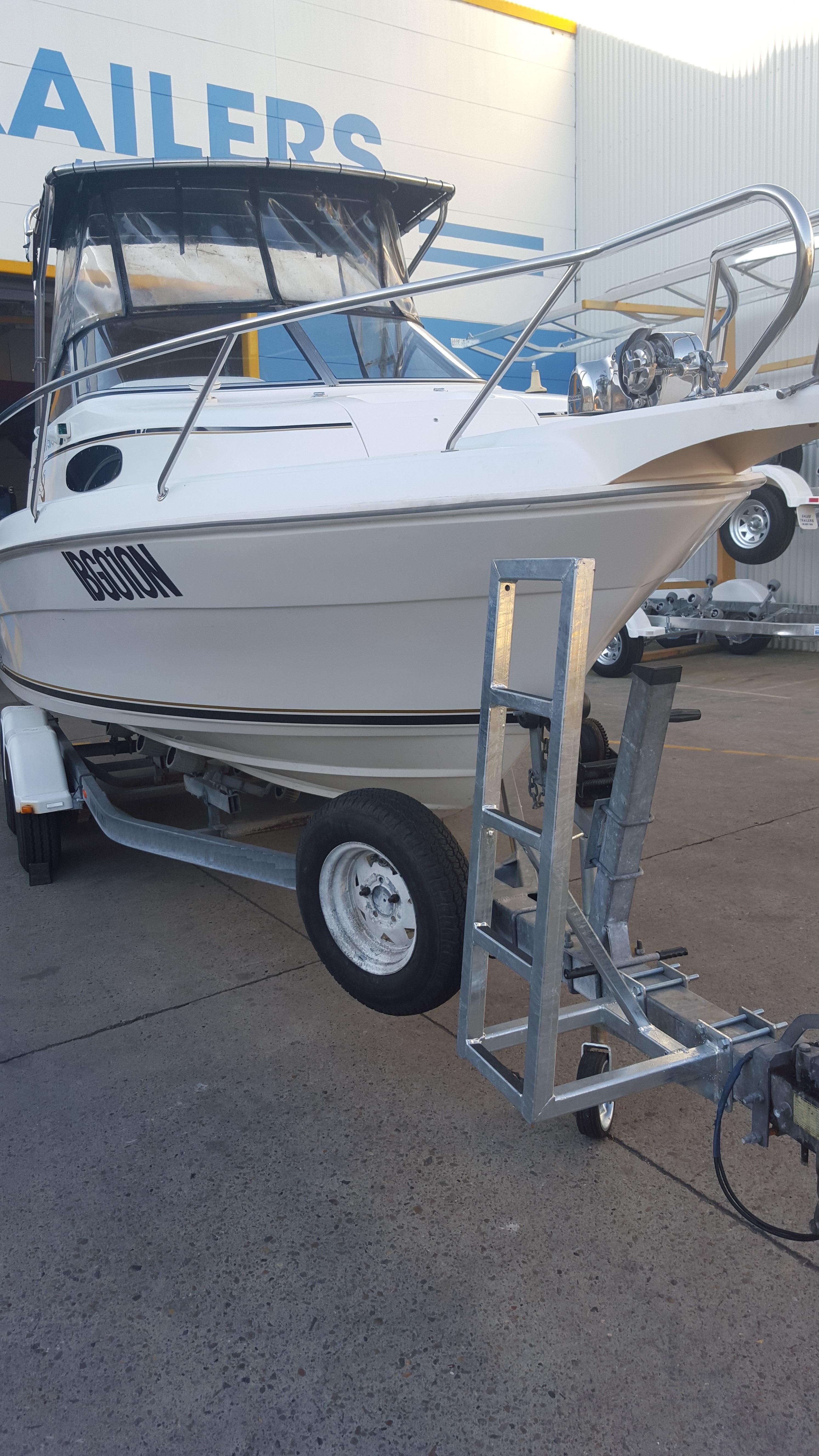 Boat Trailer Ladder 187 Sales Trailers Sydney