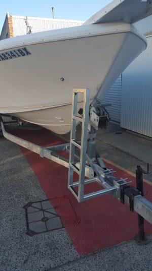 Boat Trailer Ladder-416
