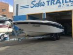 22ft boat trailer Sales Trailers