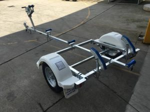 12ft LW Boat Trailers